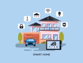 infografica Smart Home